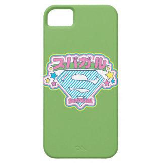 Supergirl J-Pop 12 iPhone 5 Case
