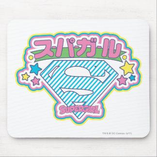 Supergirl J-Pop 12 Mouse Mat