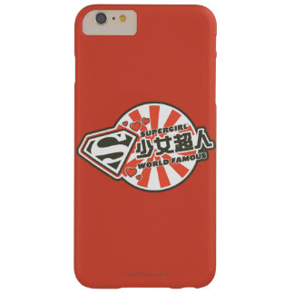 Supergirl J-Pop 13 Barely There iPhone 6 Plus Case