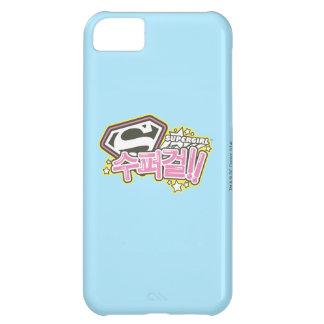 Supergirl J-Pop 1 iPhone 5C Case