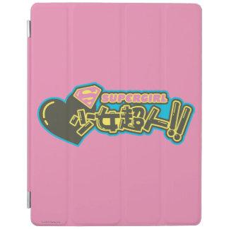 Supergirl J-Pop 2 iPad Cover