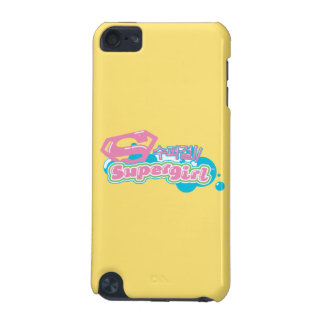 Supergirl J-Pop 3 iPod Touch 5G Cover