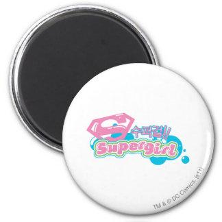 Supergirl J-Pop 3 Magnet
