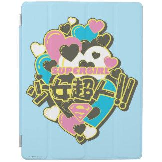 Supergirl J-Pop 4 iPad Cover
