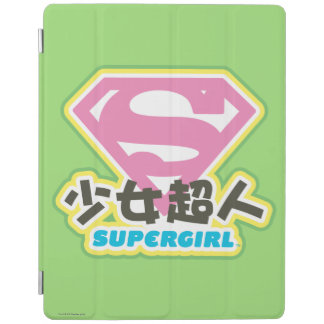Supergirl J-Pop 6 iPad Cover