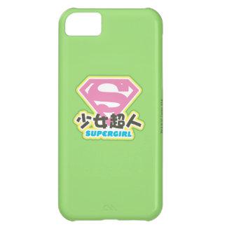 Supergirl J-Pop 6 iPhone 5C Case