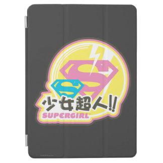 Supergirl J-Pop 8 iPad Air Cover
