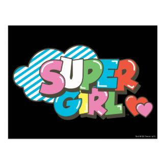 Supergirl J-Pop 9 Postcard
