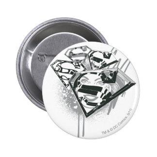 Supergirl Keep it Fresh 1 6 Cm Round Badge