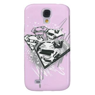 Supergirl Keep it Fresh 1 Galaxy S4 Case