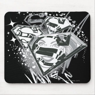 Supergirl Keep it Fresh 1 Mouse Mat