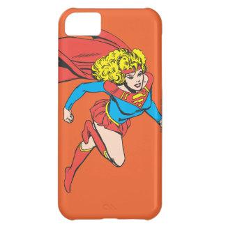 Supergirl Leaps Right iPhone 5C Case