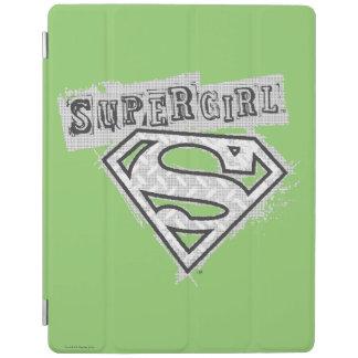 Supergirl Logo 1 iPad Cover