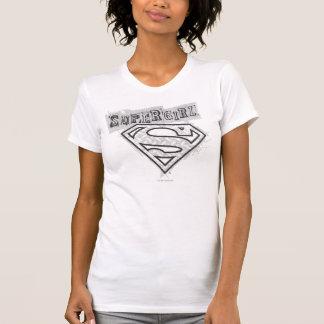 Supergirl Logo 1 T-Shirt