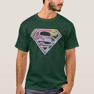 Supergirl Logo Collage T-Shirt