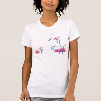 Supergirl Love Bee T-Shirt