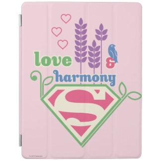 Supergirl Love & Harmony iPad Cover