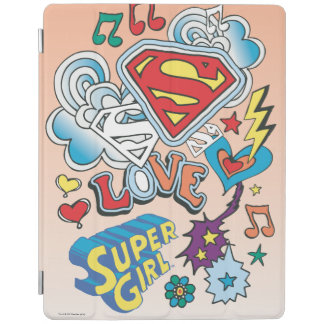 Supergirl Love iPad Cover