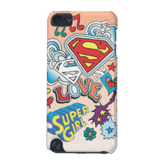 Supergirl Love iPod Touch 5G Cases