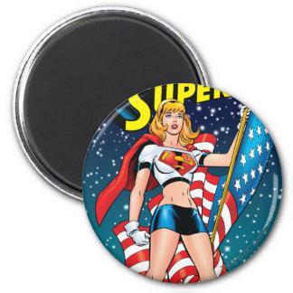 Supergirl Magnet