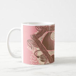 Supergirl Metropolis Ballet Pink Coffee Mug