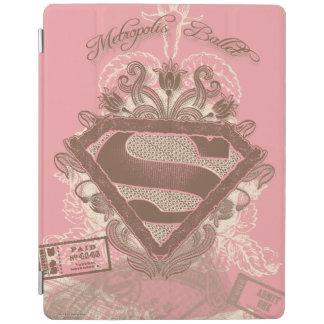 Supergirl Metropolis Ballet Pink iPad Cover