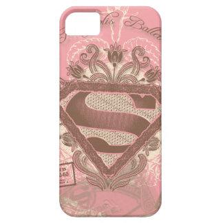 Supergirl Metropolis Ballet Pink iPhone 5 Case