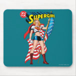 Supergirl Mouse Pads