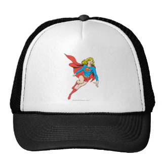 Supergirl on the Move Cap