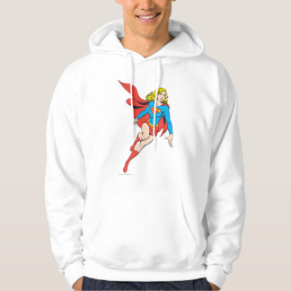 Supergirl on the Move Hoodie