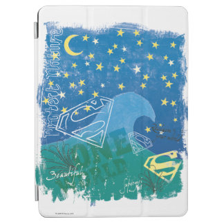 Supergirl One World iPad Air Cover