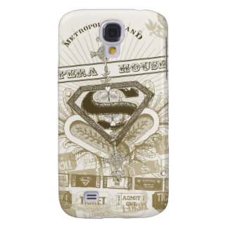 Supergirl Opera House Galaxy S4 Case