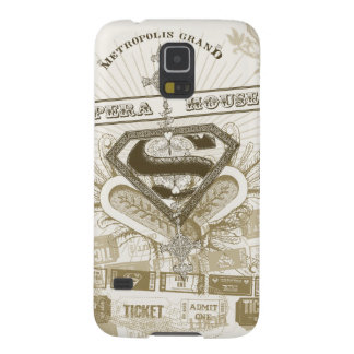 Supergirl Opera House Galaxy S5 Cover