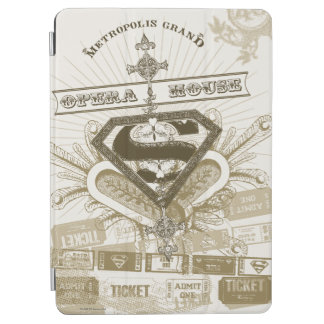 Supergirl Opera House iPad Air Cover