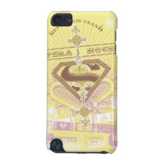 Supergirl Opera House Yellow iPod Touch 5G Cases