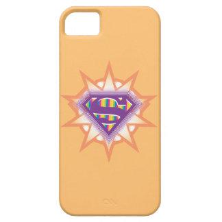 Supergirl Orange Starburst Case For The iPhone 5