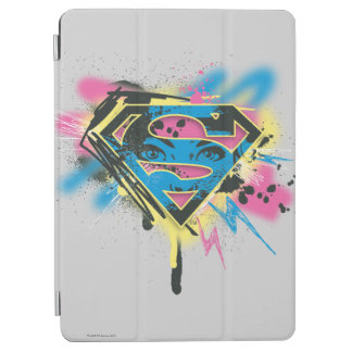 Supergirl Paint and Spills iPad Air Cover