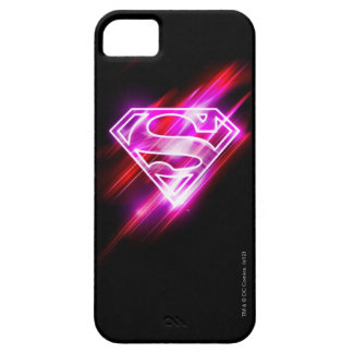 Supergirl Pink Barely There iPhone 5 Case