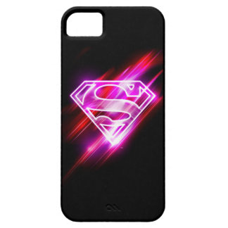 Supergirl Pink Case For The iPhone 5