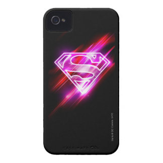 Supergirl Pink Case-Mate iPhone 4 Case