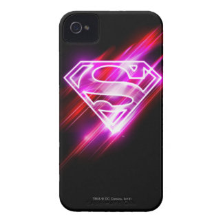 Supergirl Pink Case-Mate iPhone 4 Cases