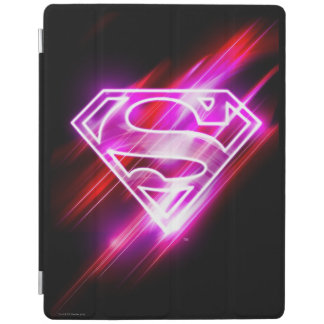 Supergirl Pink iPad Cover