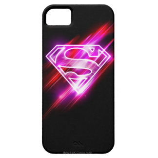 Supergirl Pink iPhone 5 Case