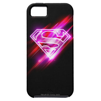 Supergirl Pink iPhone 5 Cases