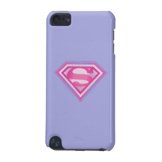 Supergirl Pink Logo iPod Touch 5G Case