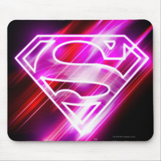 Supergirl Pink Mouse Mat