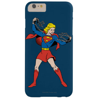 Supergirl Pose 10 Barely There iPhone 6 Plus Case