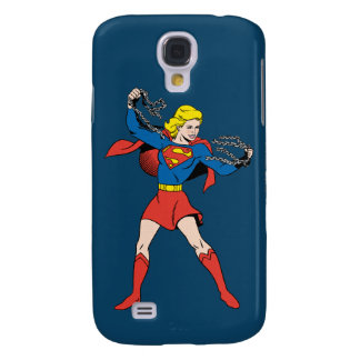 Supergirl Pose 10 Galaxy S4 Case