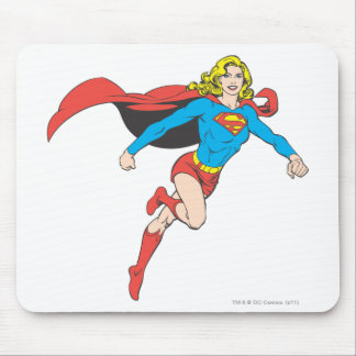 Supergirl Pose 1 Mouse Mat