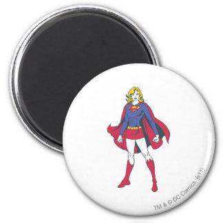 Supergirl Pose 2 Magnet
